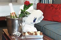 Luxury at Sea for One (Non-Alcoholic)