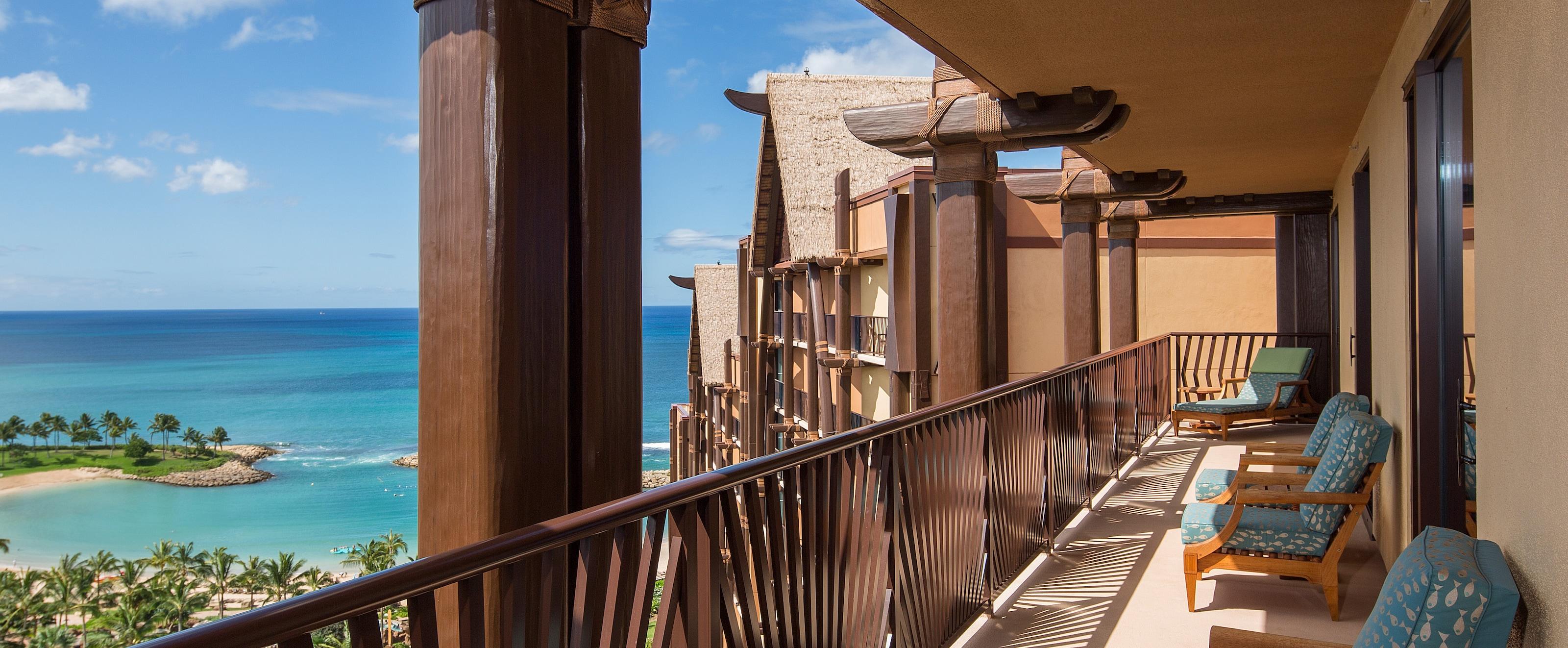 One Bedroom Deluxe Suite | Aulani Hawaii Resort & Spa
