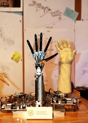 Animatronic Hand