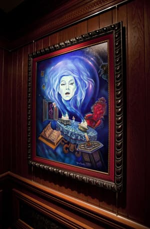Disney Gallery at Disneyland