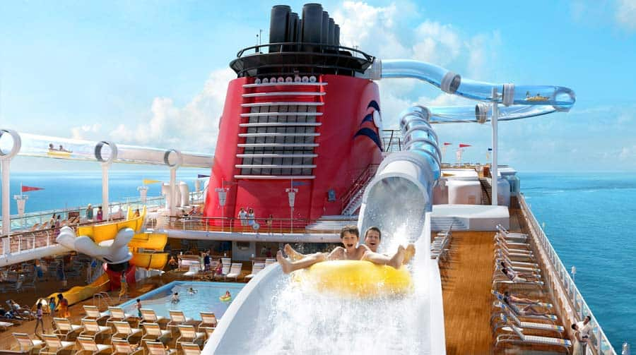 Presenting The Disney Dream Disney Parks Blog