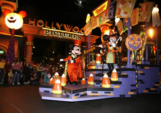 Mickey's Trick-or-Treat Party