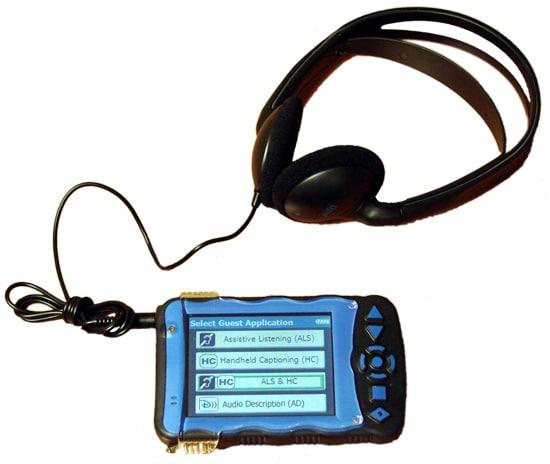 Disney's Handheld Device