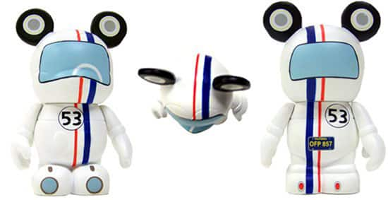 Herbie the Love Bug Vinylmation