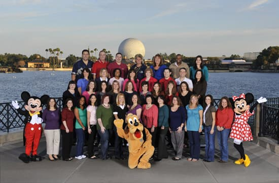 The 2010 Moms Panel Photo Composite