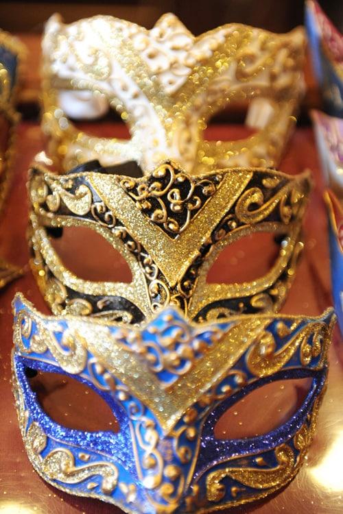 Carnevale Di Venezia at Epcot's Italy Pavilion