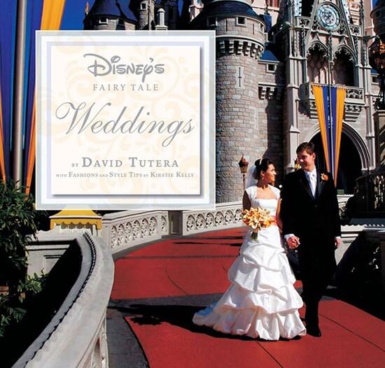 Disney's Fairy Tale Weddings Book