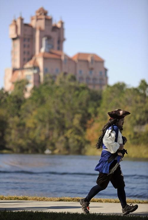 Pirates of the Marathon