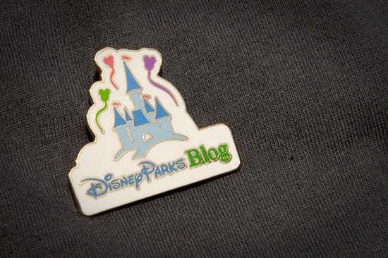 First Disney Parks Blog Pins