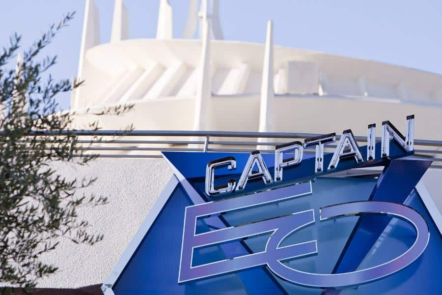 8cdccf3c81d Your Favorite Memory of  Captain EO  is…