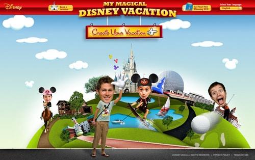 My Magical Disney Vacation