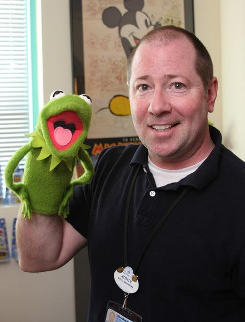 Disney Design Group Artist Monty Maldovan