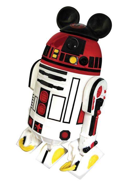 Jedi Mickey's Droid