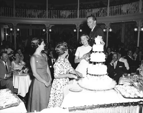 Walt and Lillian Disney's Anniversary Party