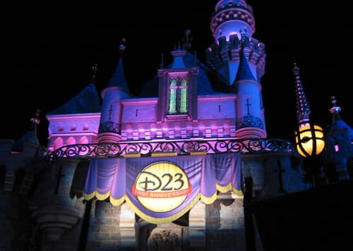 D23 Celebrates First Anniversary at Disneyland