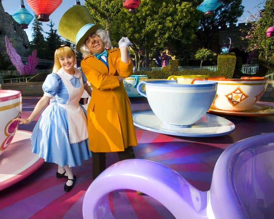 'Alice in Wonderland' in Theaters, at Disneyland Park and ...