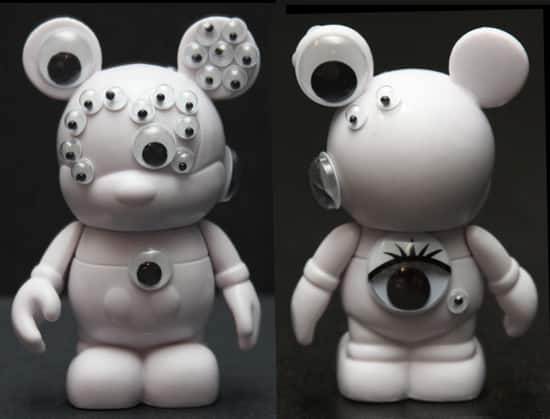 Create-Your-Own Vinylmation