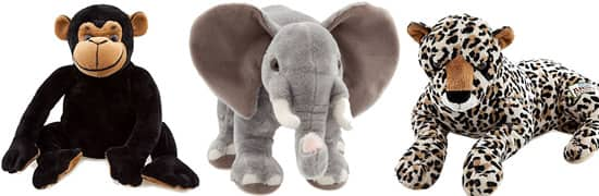 Disney Worldwide Conservation Fund Plush Toys