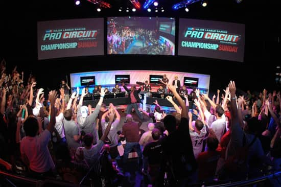 Major League Gaming at ESPN Wide World of Sports Complex