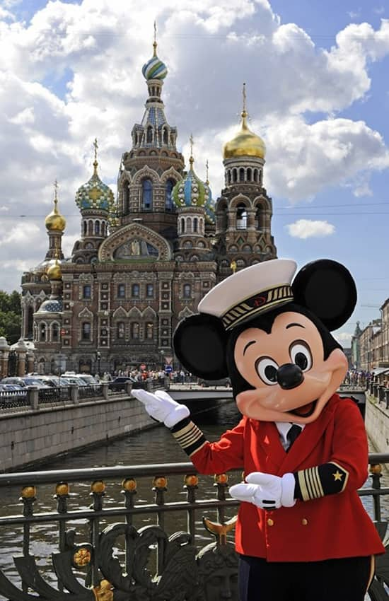 Disney Cruise Line Baltic Cruises