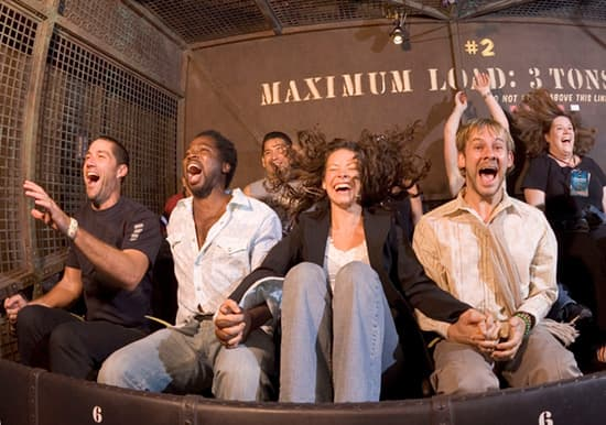 The Cast of 'Lost' on the Twilight Zone Tower of Terror