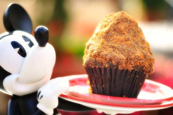 Gargantuan Chocolate Butterfinger Cupcake at Starring Rolls