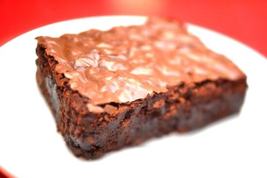 Gooey Chocolate Brownies at Main Street Bakery