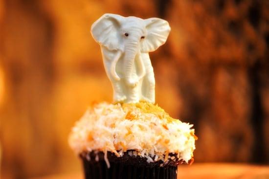 Cupcakes at Krusifari Bakery