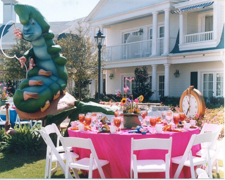 Mad Hatter Tea Party Disney Parks Blog