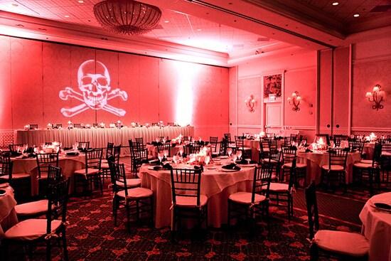 Pirate-Themed Disney Wedding