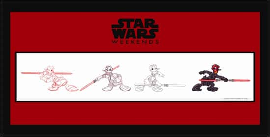 Star Wars Weekends Firsts