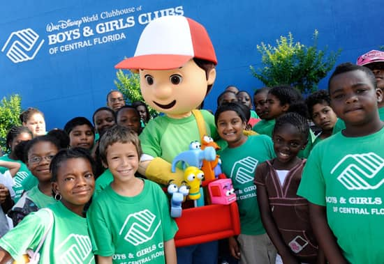 Walt Disney World Clubhouse of Boys & Girls Clubs of Central Florida