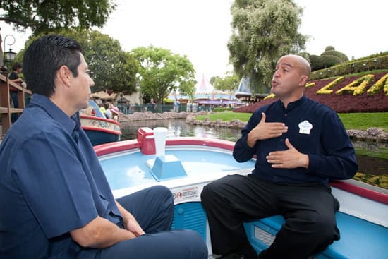 New Sign Language Intrepretation Service at Disneyland Resort