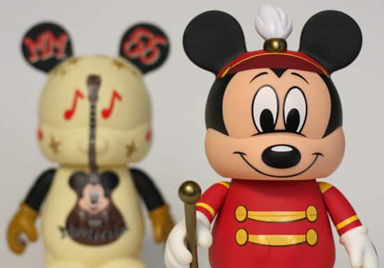 Band Leader Mickey Mouse Vinylmation