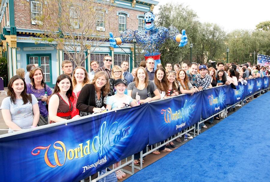 Disney contest winners