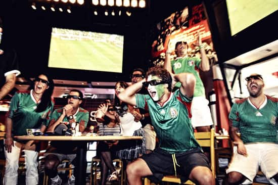 Official FIFA World Cup Viewing Party at ESPN Wide World of Sports Grill