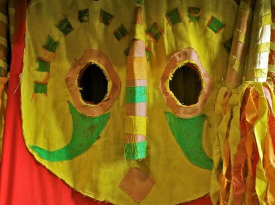 16-foot ljele mask