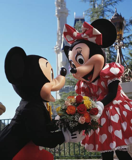 Romance at Walt Disney World Resort