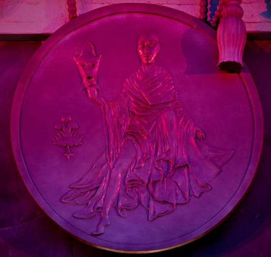 Gong at Grauman's Chinese Theatre