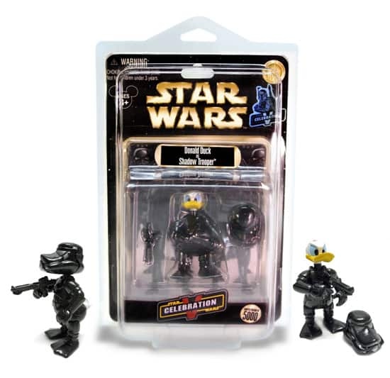 Donald Duck as Shadow Trooper Action Figure