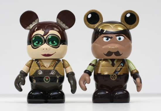 Vinylmation Steampunk set