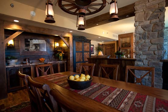 Big Thunder Suite Dining Room