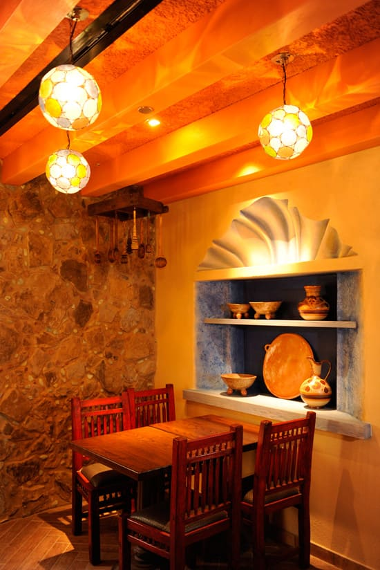 La Hacienda at Epcot's Mexico Pavilion