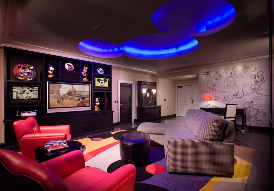 Terrific Signature Suites At The Disneyland Hotel Mickey Mouse Download Free Architecture Designs Rallybritishbridgeorg