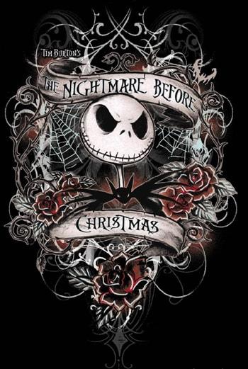 New Tim Burton's The Nightmare Before Christmas Merchandise