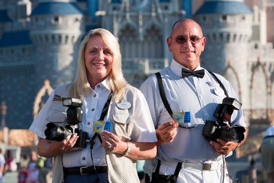 Disney PhotoPass Photographers