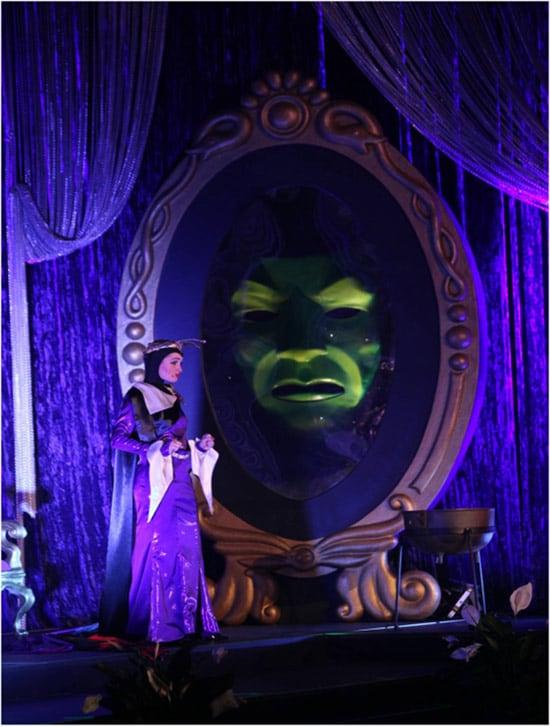 Disney 'Magic Mirror'
