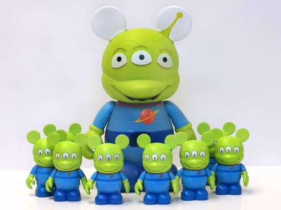 Toy Story Vinylmation Figures