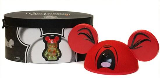 Vinylmation Ear Hats