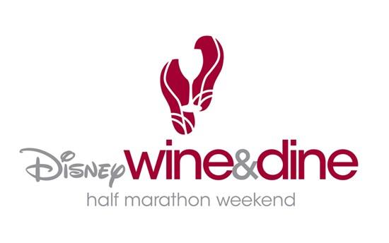 Disney Wine & Diner Half-Marathon Weekend Logo
